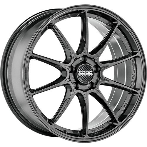 OZ HYPER GT HLT STAR GRAPHITE