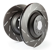 Black Dash Disc VORNE R55/R56/R57/R58/R59